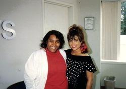 Rachell & Paula Abdul